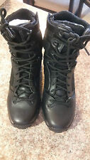 Altama Men's 3454 Black 8.0W Litespeed ZIP Tactical Combat Boots