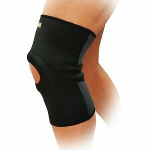 Protek Neoprene Open Patella Knee Support Brace Sleeve Bandage - All Sizes