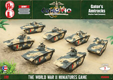 Gator's Amtracks (Army Deal) Flames of War