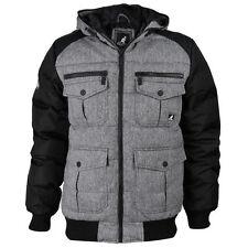 Kangol Polyester Waist Length Hooded Coats & Jackets for Men