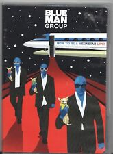 Movie DVD - BLUE MAN GROUP How to be a Megastar Live! - Pre-Owned - Rhino