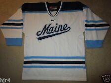 University of Maine Black Bears Hockey Nike Jersey M Medium