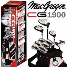 Men's Graphite Shaft Right-Handed Golf Clubs