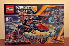 LEGO NEXO KNIGHTS Clay's Falcon Fighter Blaster 70351 - Brand New