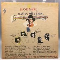 Vintage Mason Williams Handmade Record Album Vinyl LP