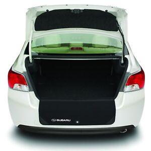 Genuine Subaru Fold Out Rear Bumper Protector - Fits All Models - E101EAJ500 OEM