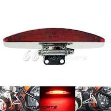 LED Motorcycle Taillight E-Mark E8 Stop Brake Tail Light For Harley Cafer Racer