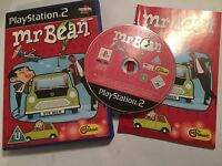 PLAYSTATION 2 PS2 GAME VIDEOGAME MR Mr. BEAN +BOX & INSTRUCTIONS / COMPLETE PAL