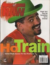 RAW Magazine - July 1999 - WWF Women hit the beach - Brand New!