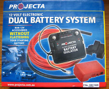 PROJECTA 150 AMP ELECTRONIC 4WD DUAL BATTERY KIT 4x4