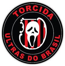 Brasile Ultras De Brasil GREMIO Brazil etichetta sticker 12cm x 12cm