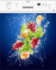 Adesivo lavastoviglie decocrazione cucina Fruits 60x60cm ref 068