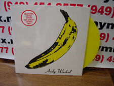 VELVET UNDERGROUND & NICO  LOU REED #19 LP Ever LIMITED Yellow Vinyl Sealed LP