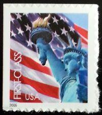 2006 39c Statue of Liberty & Flag, SA Scott 3972 Mint F/VF NH