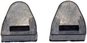 Tailgate Rubber Stop fits 1999-2007 GMC Sierra 1500 Sierra 2500 HD,Sierra 3500 S