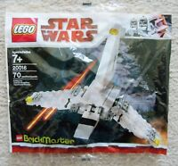 LEGO Star Wars - Brickmaster - Rare - 20016 Imperial Shuttle - New & Sealed