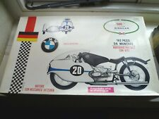 1/9 Protar 500cc BMW Sidecar 1961 World Champion
