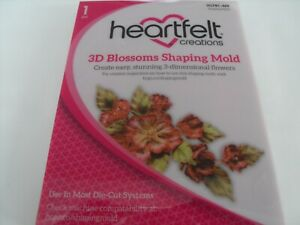 Heartfelt Creations 3D Blossoms Flower Shaping mould