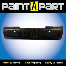 2006 2007 Lincoln Town Car (W/Sensors) Rear Bumper Cover (FO1100341) Painted