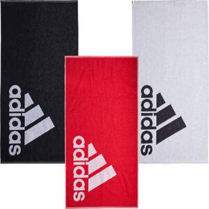 Adidas Towels Tennis Basketball Baseball Golf Bath Gym Cotton Sports Towel Small