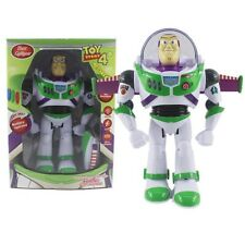 Toy Story 4 Buzz Lightyear Disney Anime Figures Lights Voices Movable Toys gift