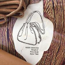 Vintage Benchmarx Leather Bag Purse Kit