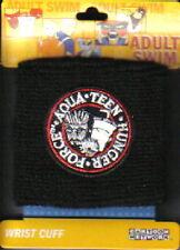 Aqua Teen Hunger Force TV Series Group & Logo Wrist Sport Band, NEW UNWORN