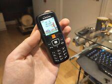 Rare Samsung SGH C120 Black (Unlocked) Mobile Phone vintage simple basic classic