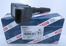 NEW BOSCH IGNITION COIL VOLKSWAGEN CADDY GOLF POLO TIGUAN UP 0986221057