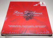 Reves D Amour Les Saisons De L' Amour 2 CD Set - Brand New Sealed