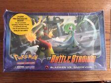 Pokemon Sealed EX Battle Stadium Blaziken vs Gardevoir