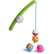Munchkin 17040 Fishin' Bath Toy Multi