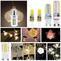 G4 G9 E27 LED Corn Bulb COB Bulbs 3 W 5W 6W 8W 10W SMD Light String Fairy Lights