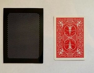 WOW 3.0 Close up Card Magic Trick - Card Changes Twice Ultimate WoW Card Sleeve