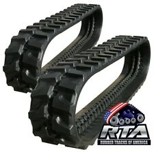 Two Rubber Tracks For Bobcat 325 300x525x74