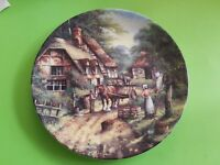 Apple Pickers by Chris Howells Country Days Wedgwood Collector Plate