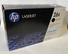 HP CF226X Black LaserJet  Print Cartridge 26X