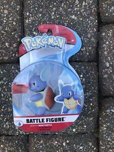 WARTORTLE Pokemon Battle Figure Pack
