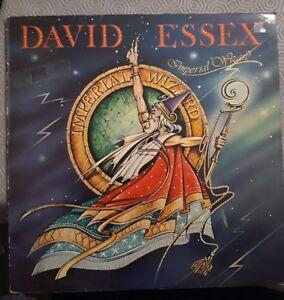 David Essex Imperial Wizard Vinyl LP