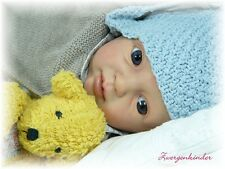 AARON By Linde Scherer New Reborn Baby Doll Kit @New Light & Soft Vinyl@ 21""