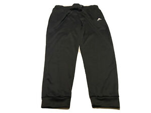 NWT DH9318 Adidas Mens Team Issue Fleece Jogger Pants Black SZ 2XL