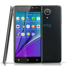 Indigi® Android 6.0 DualSim 4G Lte SmartPhone 4Core Black Unlocked AT&T T Mobile