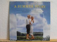 ★★ LP-Georges Delerue-a Summer Story-Original Soundtrack-Virgin Uk-NM