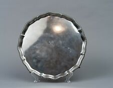 Riesiges Tablett 925er Sterling Silber 1382 Gramm Mappin & Webb London 1916