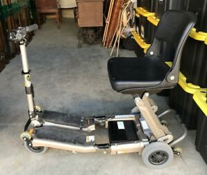 FreeRider USA Luggie Folding Mobility Scooter Electric mobile Chair FR168-4