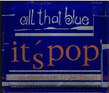 All That Blue  / It's Pop // Sabine Meyer + Christoph Selbach  (Metal box)