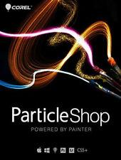 Corel Particleshop - genuine licence - Photoshop, Lightroom, PaintshopPro plugin