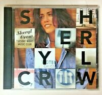 Sheryl Crow (1993 A&M CD Playtested UPC#0208314765231) Tuesday Night Music Club