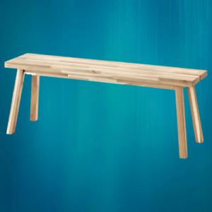 *New* SKOGSTA Bench, acacia120 cm, 302.979.57 *Brand IKEA*