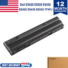 Battery for Dell Latitude NHXVW E5420 E5430 E5520 E5530 E6420 E6430 E6520 TOP Q